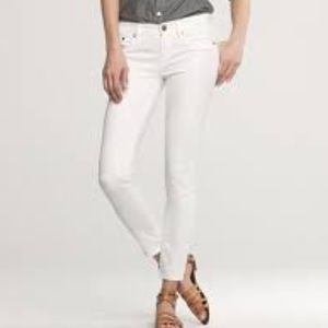 J.Crew 'Toothpick Ankle' Jeans